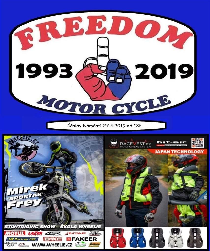 Bezplatné seznamky s motocykly